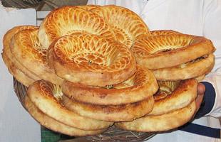 Тандыр-нан (лепешки)
